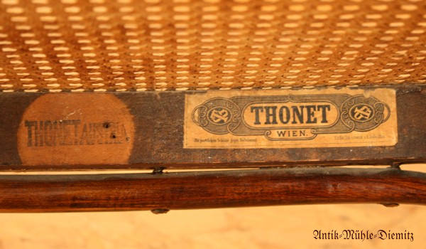 105 for Schaukelstuhl thonet